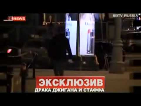 Драка Джигана и Стаффа СЛАБОНЕРВНЫМ НЕ СМОТРЕТЬ!!!