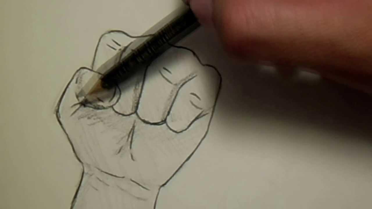 Como Desenhar Maos Hd How To Draw Hands Hd Youtube