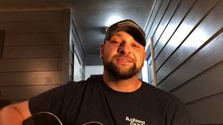 Rearview Town by Jason Aldean (cover) by Jesse Howard