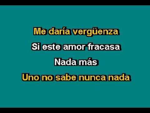 Sabrá Dios    Álvaro Carrillo Karaoke