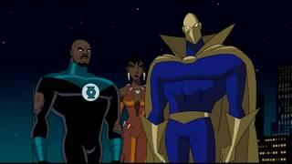 Justice League vs Solomon Grundy parte 2