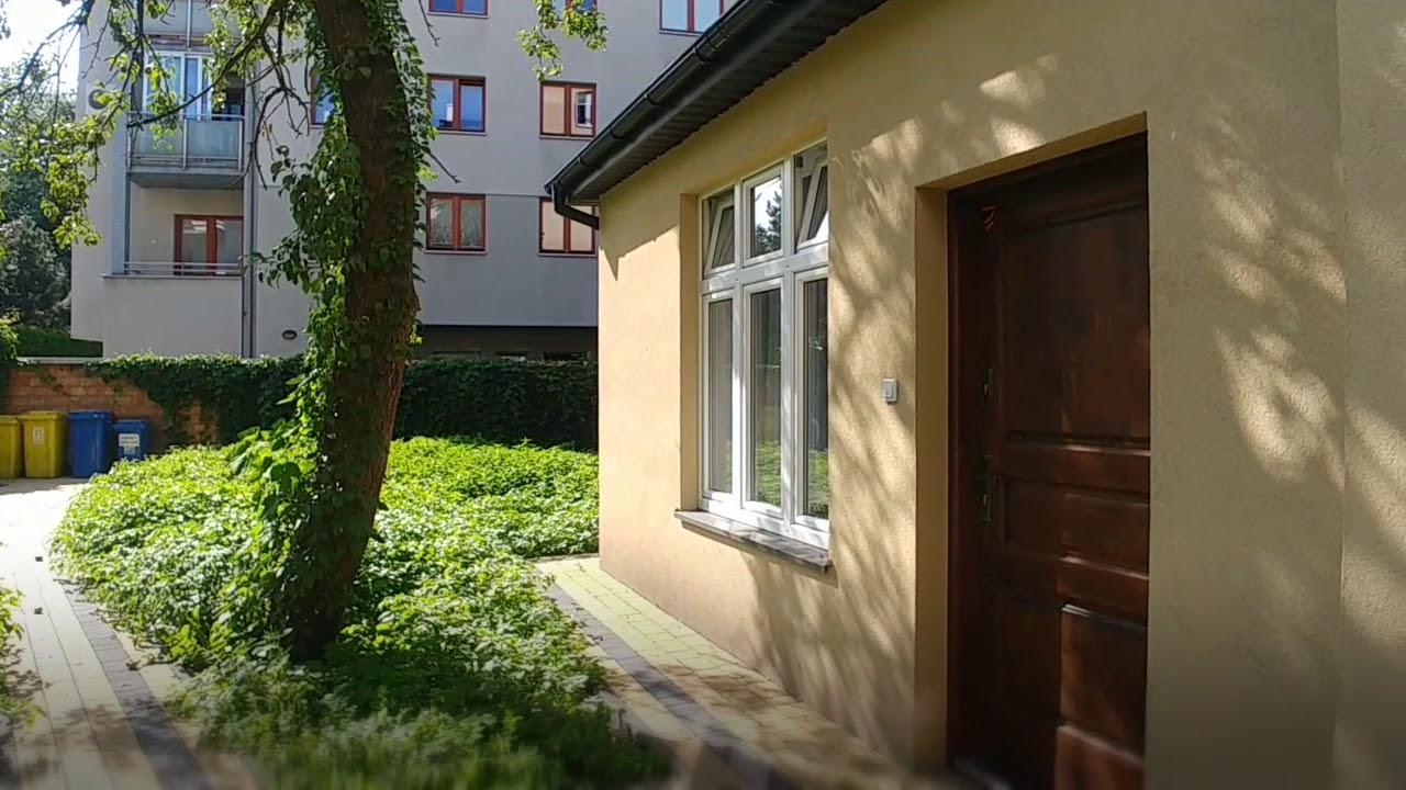 Kraków Centrum Mieszkanie Studio Mini Domek Youtube