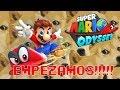Domingo de directo ,hora de Super Mario Odyssey Parte 4