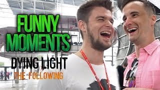 Bladii Dobrodziej Dying Light  The Following Funny Moments