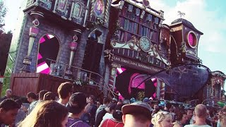 Tomorrowland 2015, part 1 – with Josh Wink, Monika Kruse and Andhim.