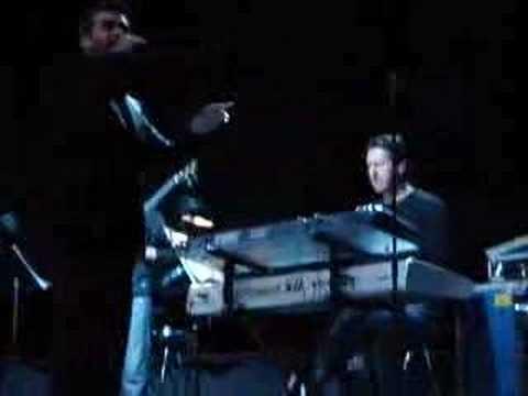 Thanos Petrelis LIVE Sydney 2008 - Aman Kai Pos