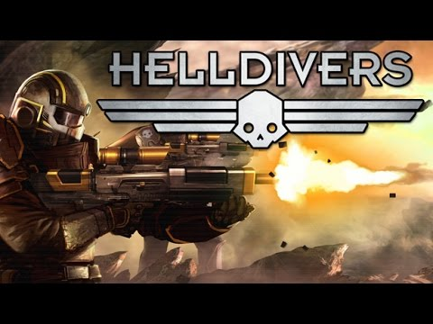 Helldivers - Angry Impressions