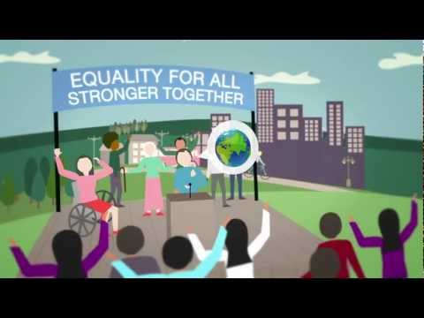 UN Forum 2012: working for the rights of everyone