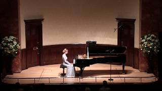 Debussy - Prelude from Suite Bergamasque - Olga Stezhko, piano - Live at Wigmore Hall