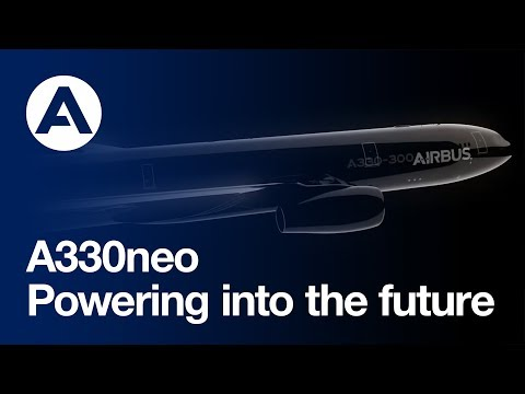 A330neo, powering into the future