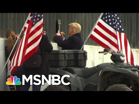 Trump Signs Texas Border Wall   Ayman Mohyeldin   MSNBC