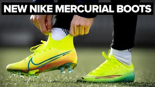 NEW BOOTS FOR CR7 & MBAPPÉ - YOU can wear them too