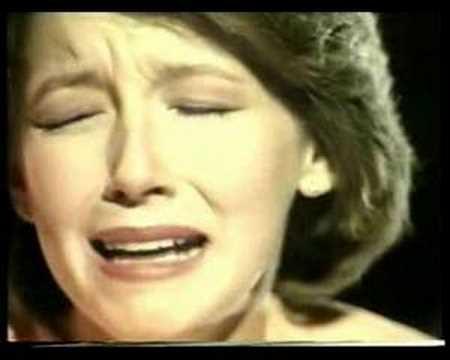 Lena Zavaroni sings Going Nowhere, 1981