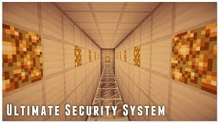 Ultimate Security System (Minecraft)