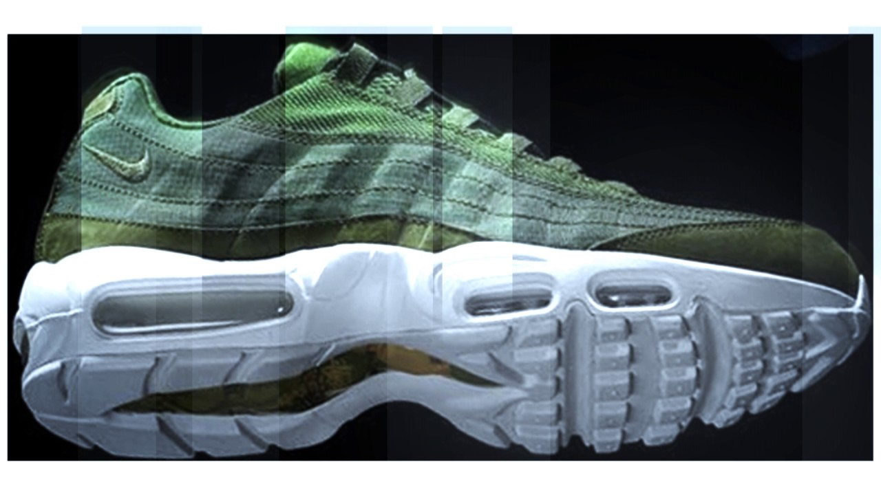 best sneakers a7a82 1ad00 Stussy x Nike Air Max  95 Olive
