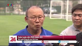 Những thay đổi trong lần triệu tập đội tuyển U23 Việt Nam - HLV Park Hang Seo nói gì? | VTV24
