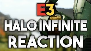 E3 2018 Halo Infinite Reveal Reaction From Microsoft Conference