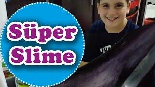Gambar cover Slime Yapımı | Süper Mega Slime izle