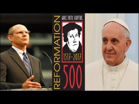 GC SDA ECUMENISN FOR THE COMMON GOOD. POPE CANONIZES MARTIN
