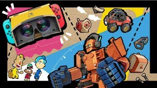 Super Smash Bros. Ultimate - All Nintendo Labo Spirit Battles