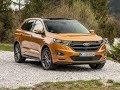 Nueva Ford Edge Titanium 4x4 AT 2018
