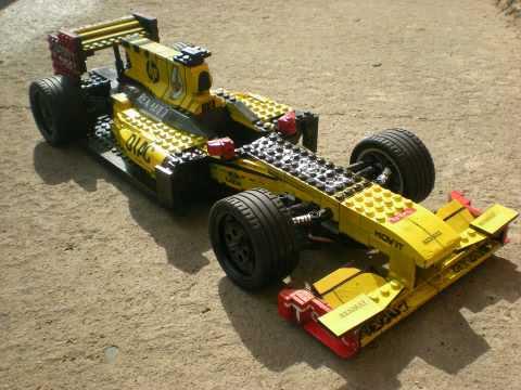 lego renault r30 lego wheels at last and updates youtube. Black Bedroom Furniture Sets. Home Design Ideas