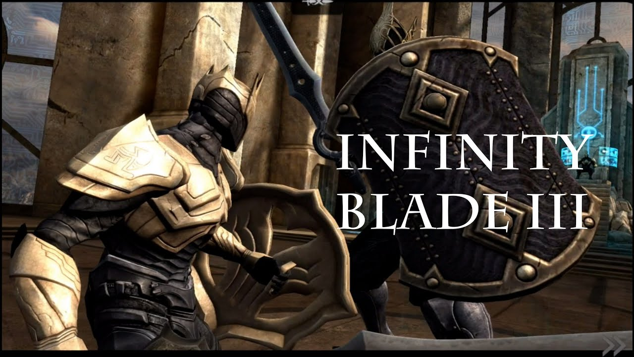Infinity Blade 3 Iii Gameplay On Ios Iphone Ipad Ipod