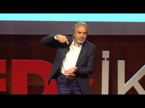 Sözden Şiire | İskender Pala | TEDxİKÜ