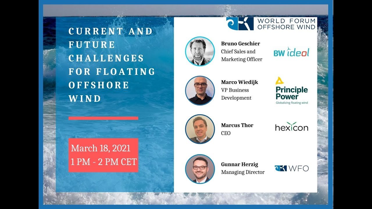 Current and Future Challenges for Floating Offshore Wind
