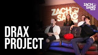 "Drax Project Talks ""Woke Up Late"", Working with Liza Koshy & Hailee Steinfeld"