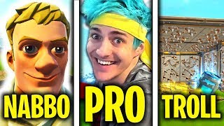 What's your time? Find out with THIS QUIZ! Fortnite Test ITA