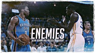 """Durant & Westbrook - """"Enemies"""" HD (NEW SEASON HYPE)"""