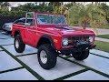 This $35,000 Classic Ford Bronco is Only Getting More Expensive