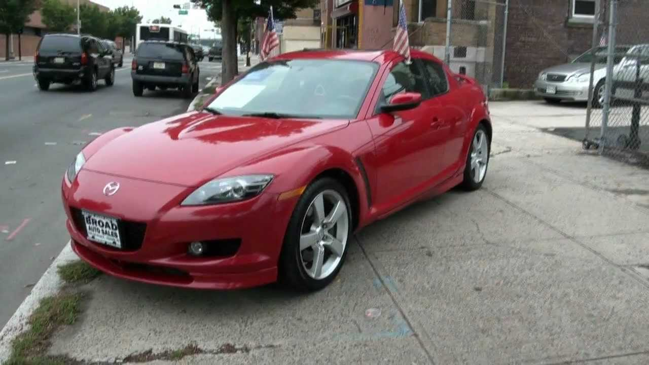 2004 mazda rx 8 6 speed navigation zoom zoom youtube. Black Bedroom Furniture Sets. Home Design Ideas