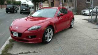 2004 Mazda RX-8 6-Speed Navigation Zoom Zoom