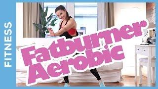 🔥 Hot Aerobic Fatburner Workout - Fitness Training und Fettverbrennung für Anfänger