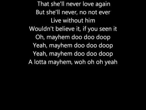 Imelda May Mayhem lyrics