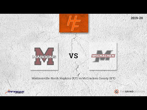 McCracken Co (KY) Vs Madisonville-North Hopkins (KY)