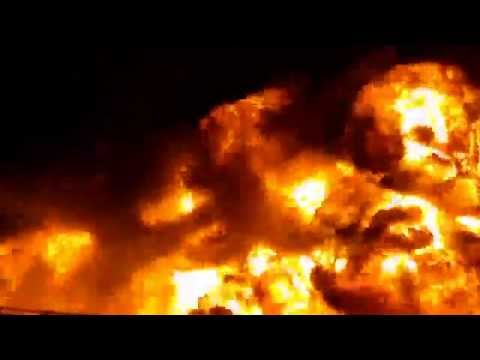 The horrific loss of lives and properties on Laos Ibadan / Express road . 9.20pm. 22-04-2015