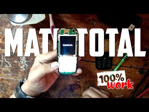 Nokia 216 ( RM 1187)  Mati Total Di cas Mengisi Normal  | Nokia RM 1187 Matot Jumper  Solution.