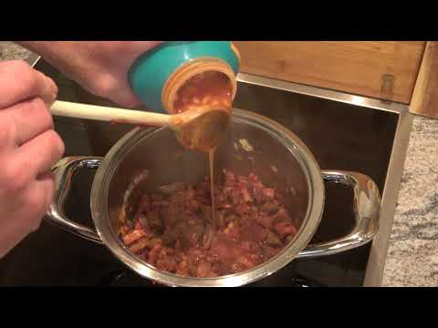 Bonusvideo  - Turkey - Bacon - Baked Beans