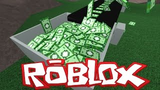 ROBLOX BANK TYCOON!! BECOME A MILLIONAIRE!!
