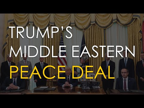 New Peace Deal in the Middle East