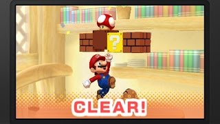 Picross 3D Round 2 - Mario Playthrough [3DS]