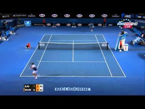 Novak Djokovic Vs Stan Wawrinka | Highlights HD 720p | Australian Open 2015