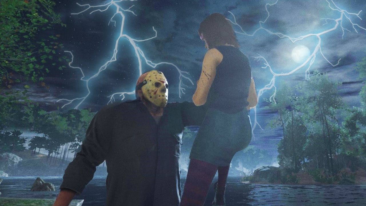 Friday The 13th Game Wallpaper: FRIDAY THE 13TH GAME IS HERE!