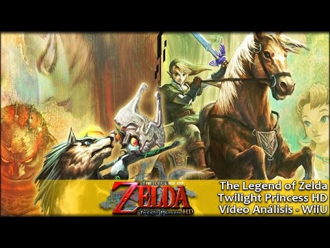The Legend of Zelda Twilight Princess HD | Análisis español GameProTV