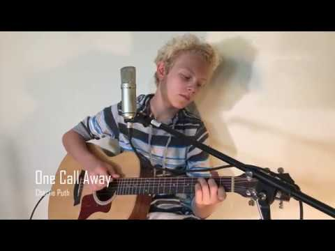 Charlie Puth - One Call Away [Cover]