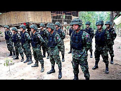 KNU - KNLA & KNDO - Karen National Union - Karen National Defense Organisation - 2021 - YouTube