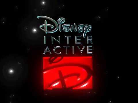 "Disney Interactive ""CGI DI"" Logo"